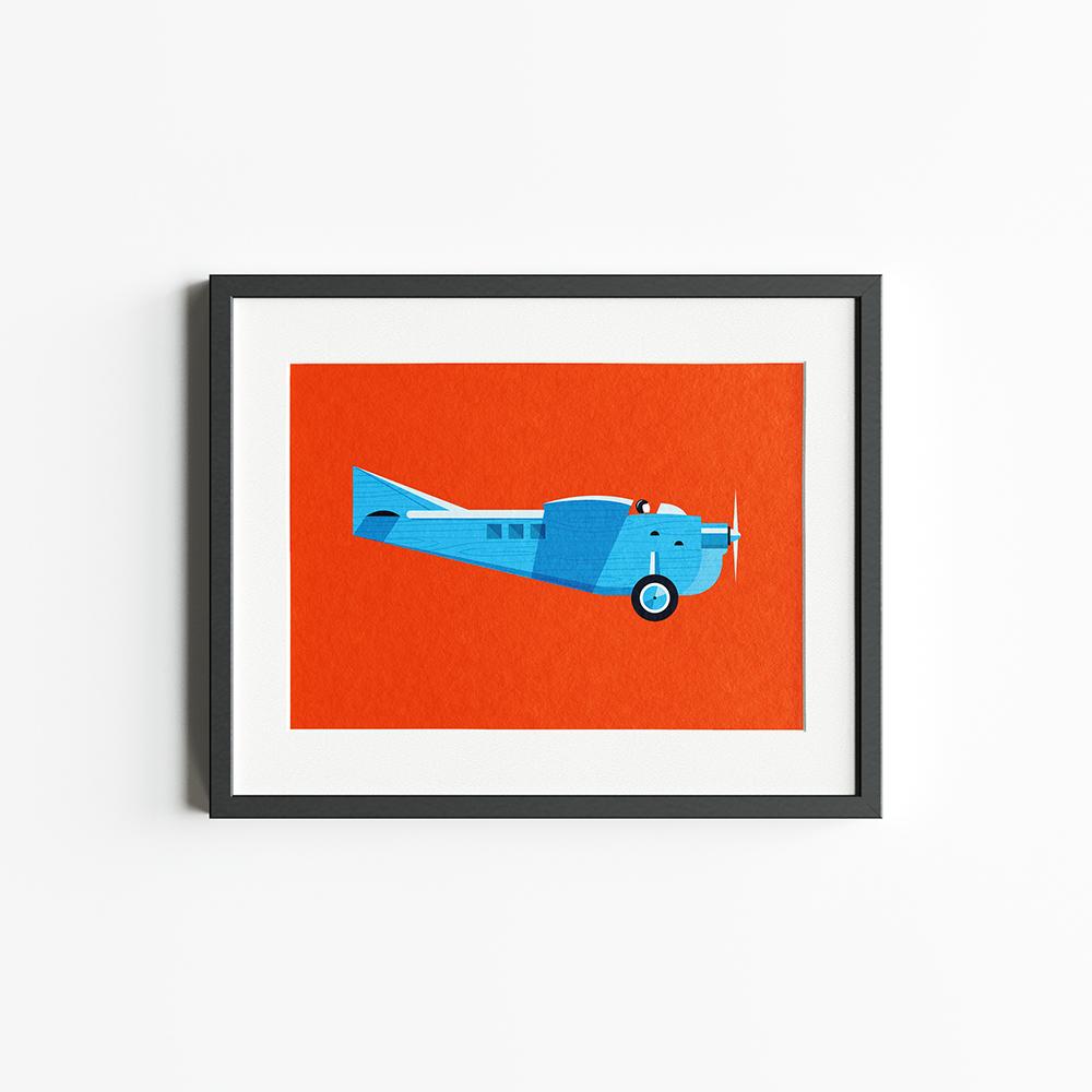 'Aviones' von Martin Azambuja