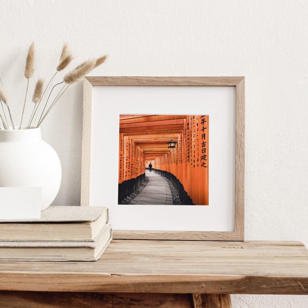 'Fushimi Inari-Taisha Kyoto Japan' von Ronny Behnert