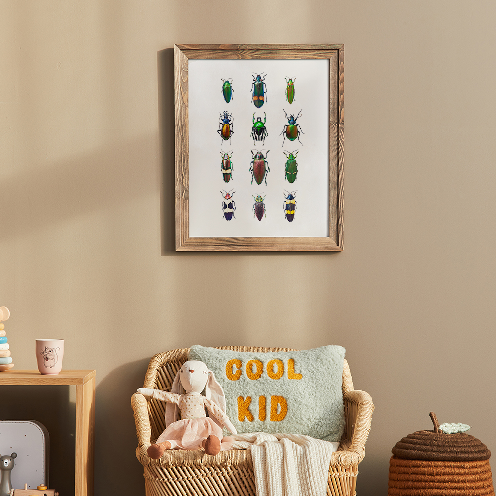 'Rarity Cabinet Insect Beetle Mix' von Marielle Leenders