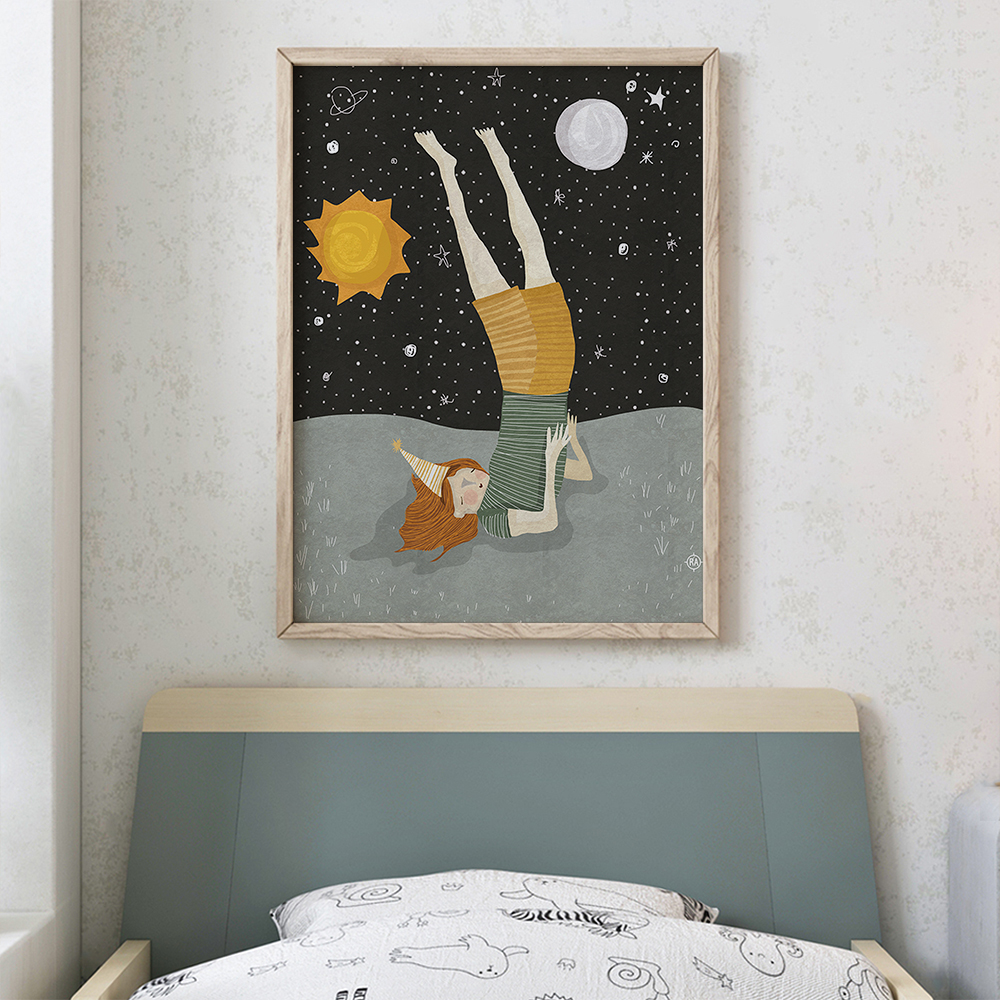 'CELEBRATE' von Amalia Restrepo