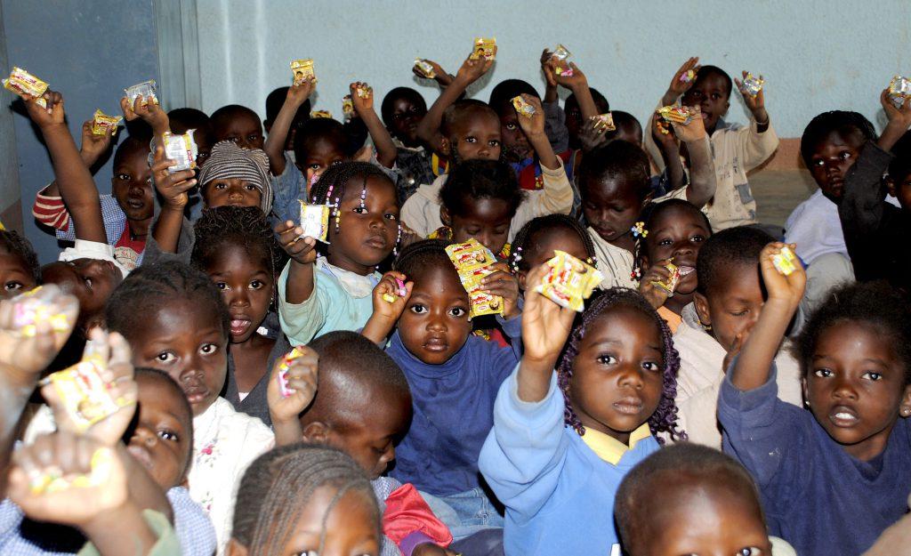 Kindergarten Burkina Faso, photo by Walter Korn