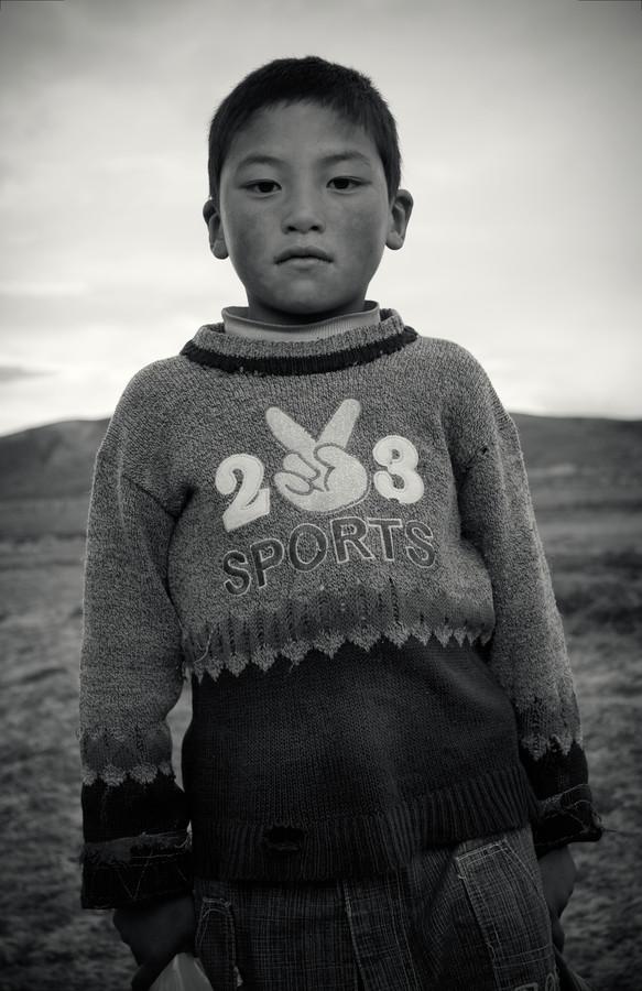 Stephan Opitz: Tibetan People 1