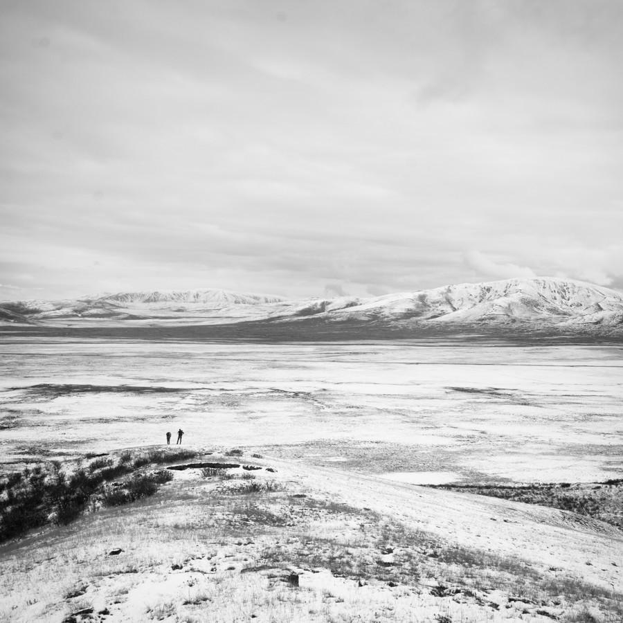 Stephan Opitz: Tibetian Plateau Study 5