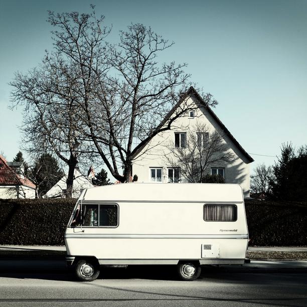 Swagmans home I von Franz Sussbauer