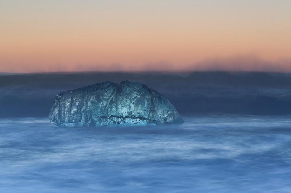 Stefan Blawath Fotokunst - Gestrandet in Island