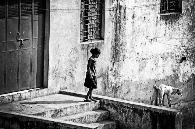 ...in Delhi - Fotokunst von Victoria Knobloch