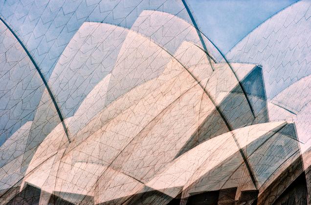 'Opera, Sydney' von Franzel Drepper