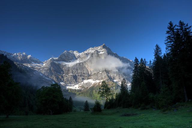 Spritzkarspitze von Björn Groß