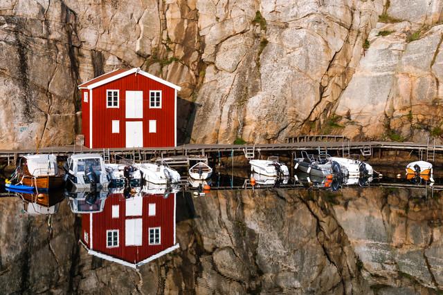 Das rote Haus von Torsten Muehlbacher