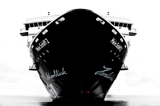 Mein Schiff 2 von Gregor Ingenhoven