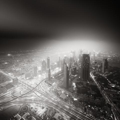 Sheikh Zayed Road - Study 10 von Ronny Behnert