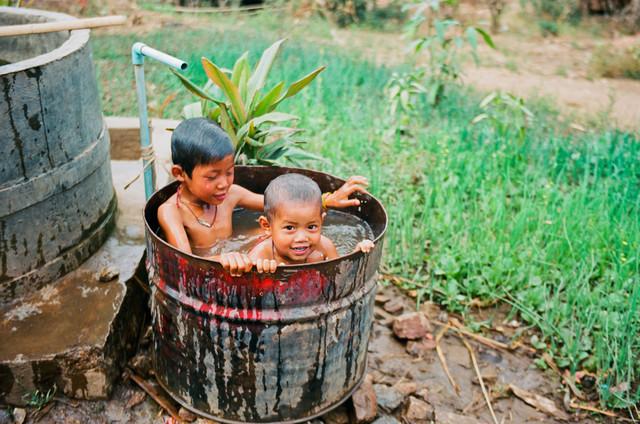 Myanmar Inle Lake by Jim Delcid