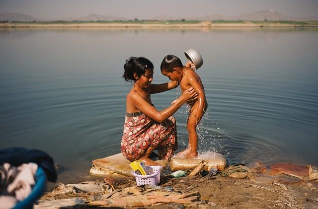 Myanmar Bagan by Jim Delcid