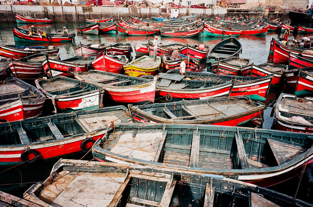 Morocco El Jadida by Jim Delcid