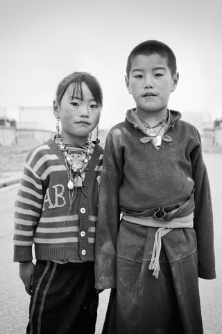 TIBETAN PEOPLE, # 8 von Stephan Opitz