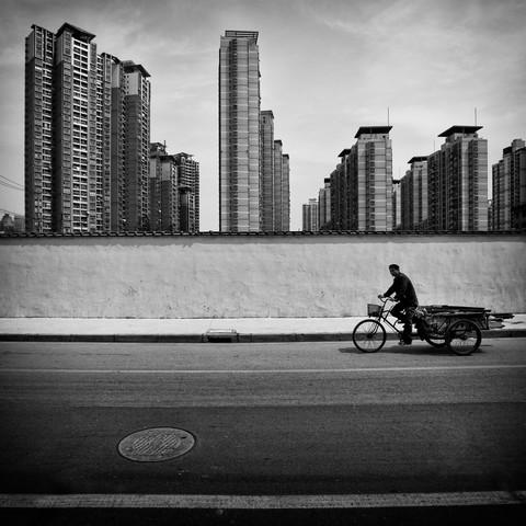 SHANGHAI STUDY, # 2 von Stephan Opitz