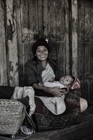 MOTHER AND CHILD by Jan Møller Hansen