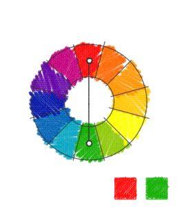 colour wheel 2