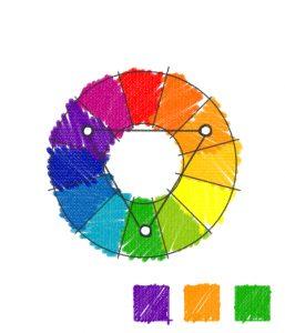 colour wheel 4