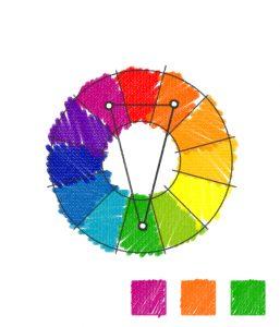 colour wheel 5