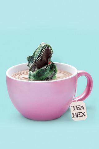 Tea-Rex von Jonas Loose